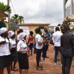 Les jeunes font campagne contre les querelles ethnico tribales